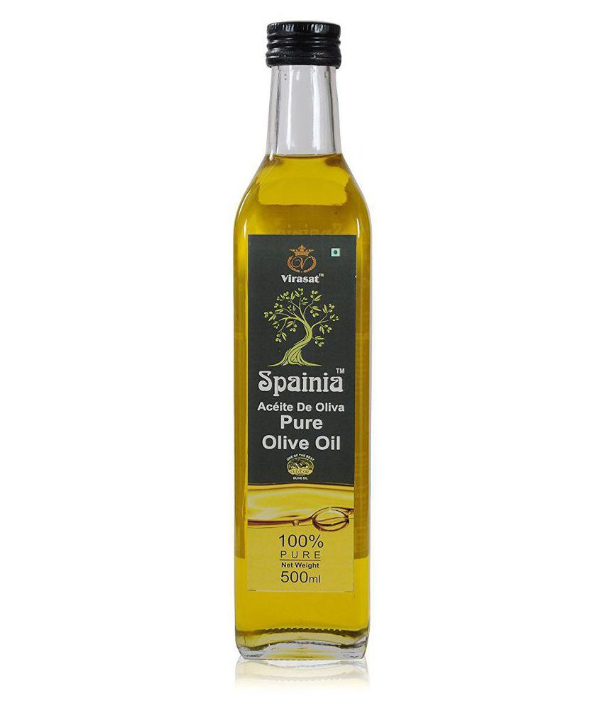 Spainia Virasat Pure Olive Oil 500 ml