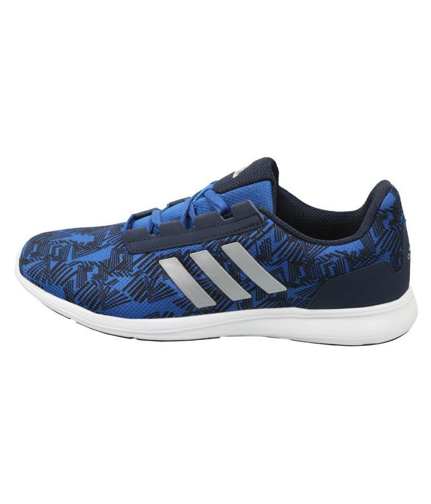 new product a75b7 a4a65 Adidas Men s Adi pacer elite 2.0 Low Shoes Blue Running Shoes - Buy Adidas  Men s Adi pacer elite 2.0 Low Shoes Blue Running Shoes Online at Best  Prices in ...