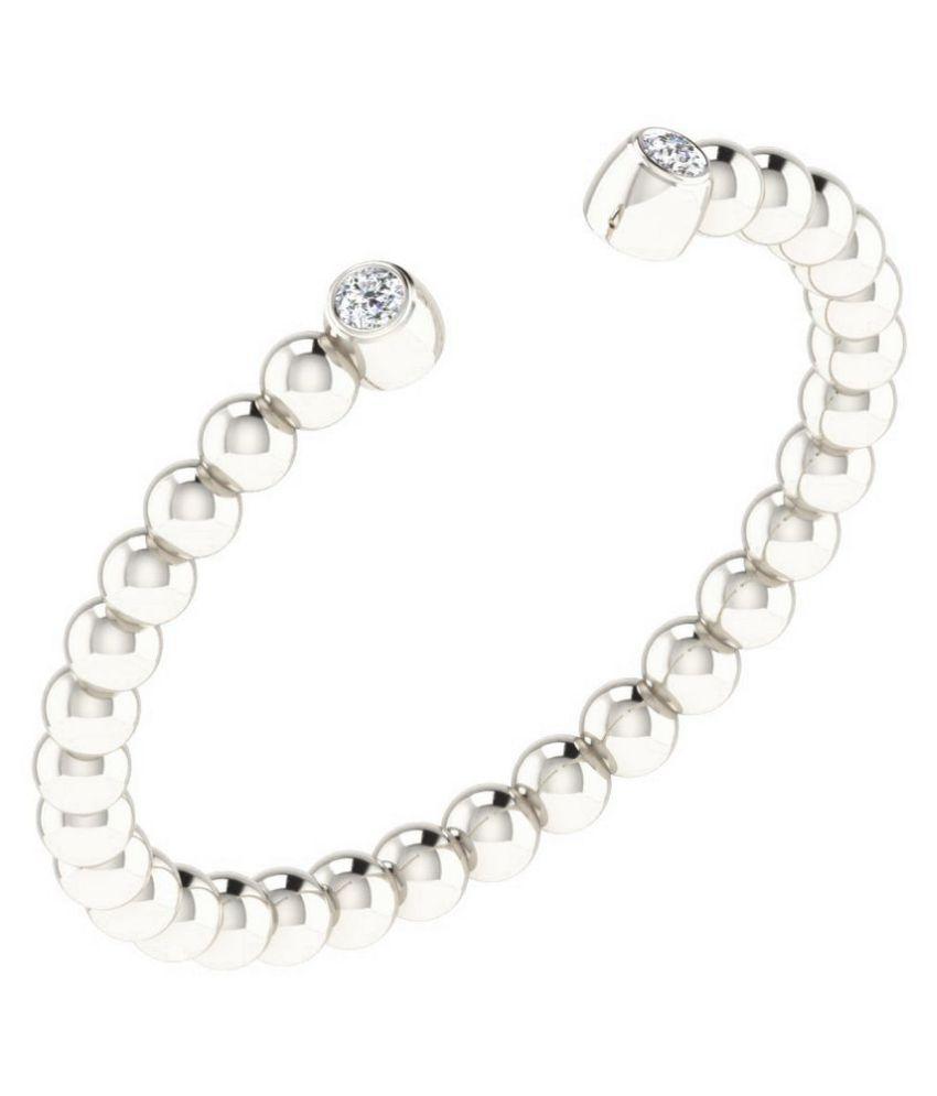 Amigo 9k White Gold Ring