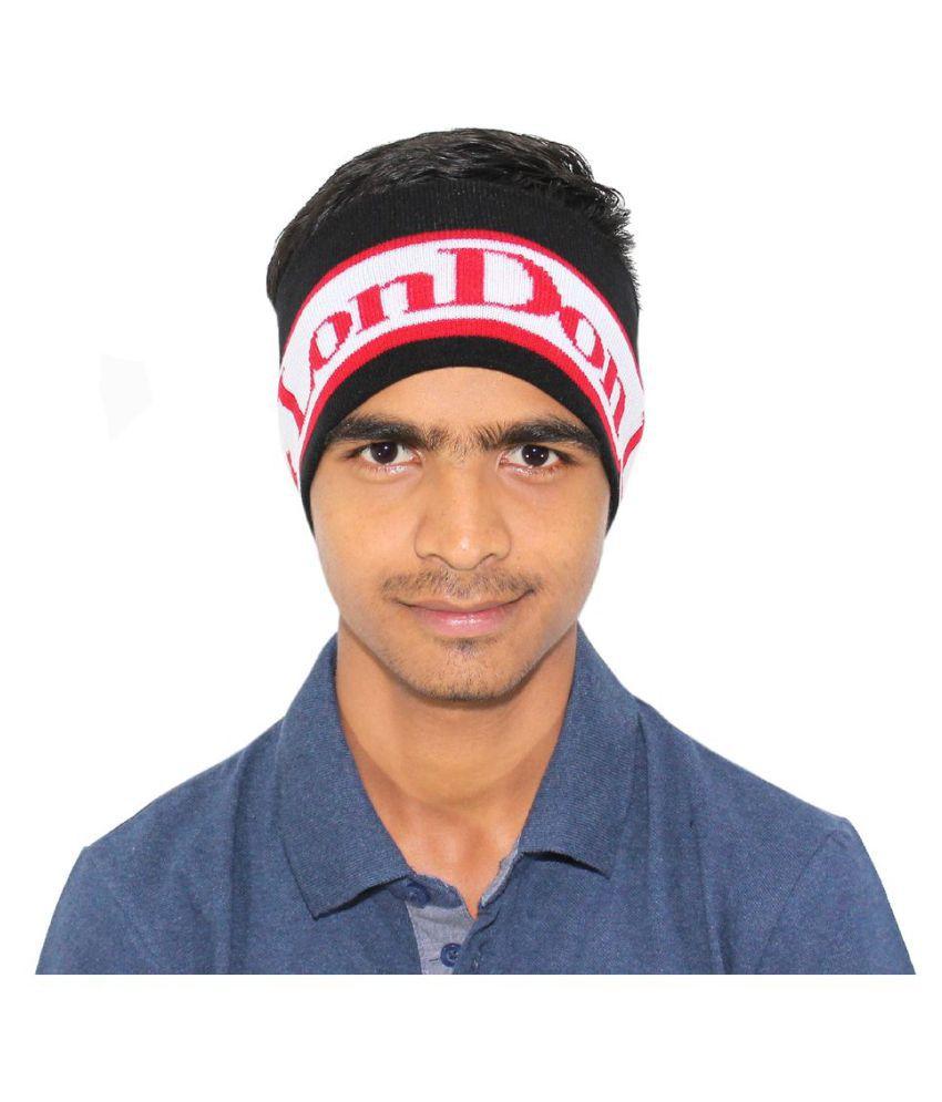 30ef5561bfd Goodluck Multi Plain Wool Caps - Buy Online   Rs.
