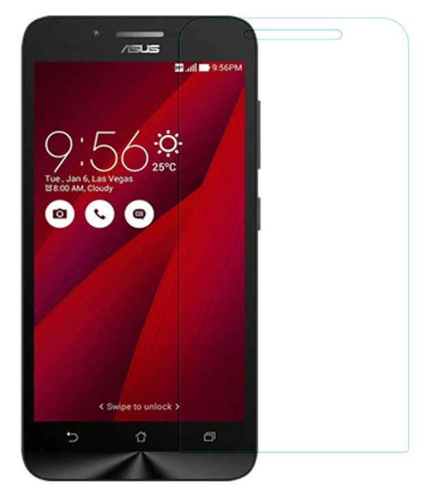 Asus Zenfone 5 Tempered Glass Screen Guard By V. O. Techno