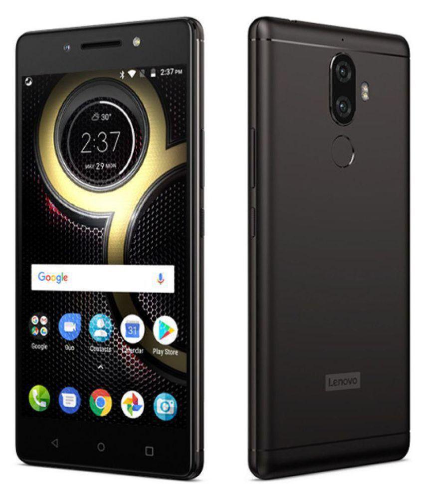 Lenovo XT1902-1 ( 32GB , 3 GB ) Black