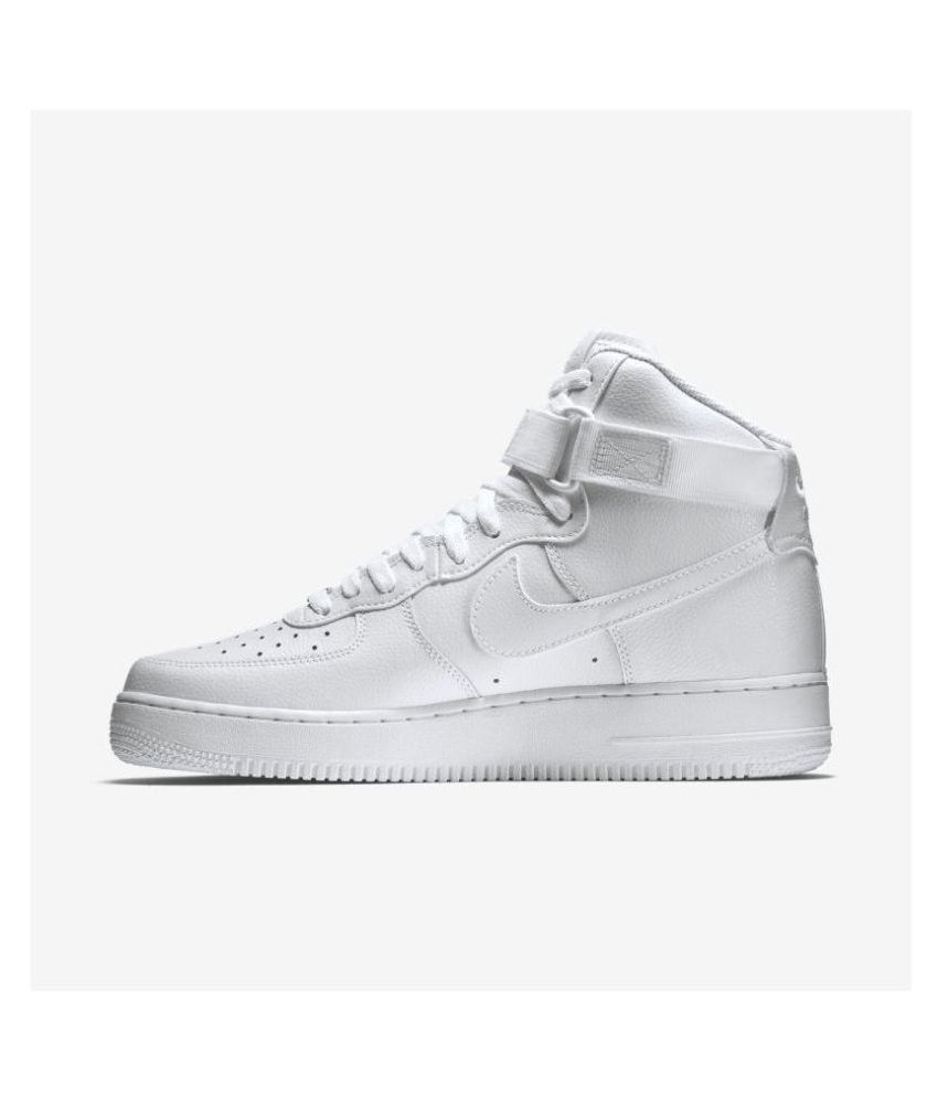 9b2f20512b Nike airforce 1 high White Casual Shoes - Buy Nike airforce 1 high ...