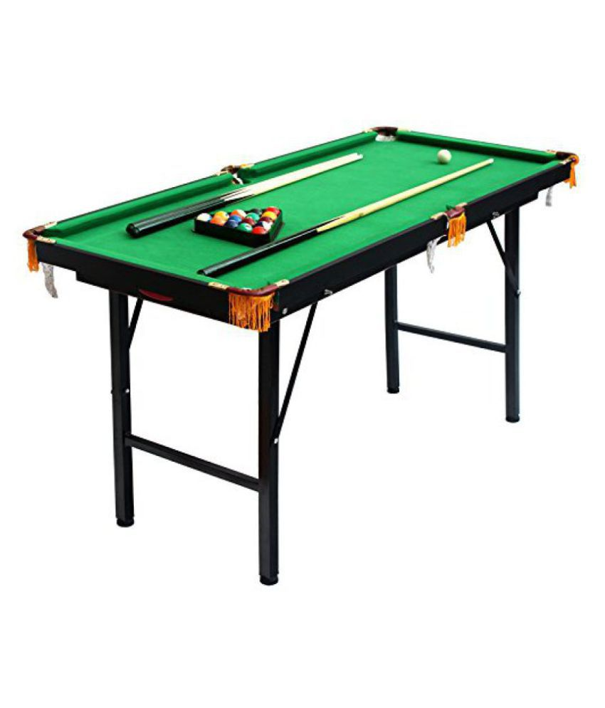 iris folding miniature billiards pool table w cues and balls buy rh snapdeal com