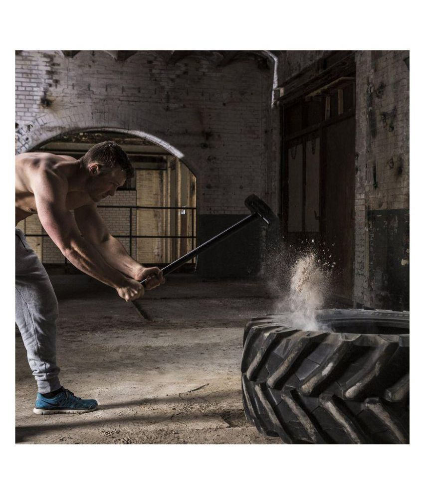 29741a33e22f ... Kobo 10 Kg Sledge Hammer   Gym Hammer   Sledgehammer Functional  Training Cross fitness No Joints ...