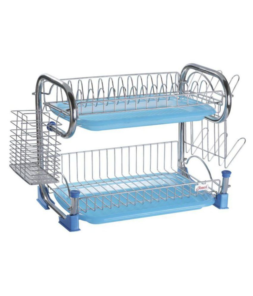 Buy Amol Stainless Steel Utensils Rack Online at Low Price in India ...