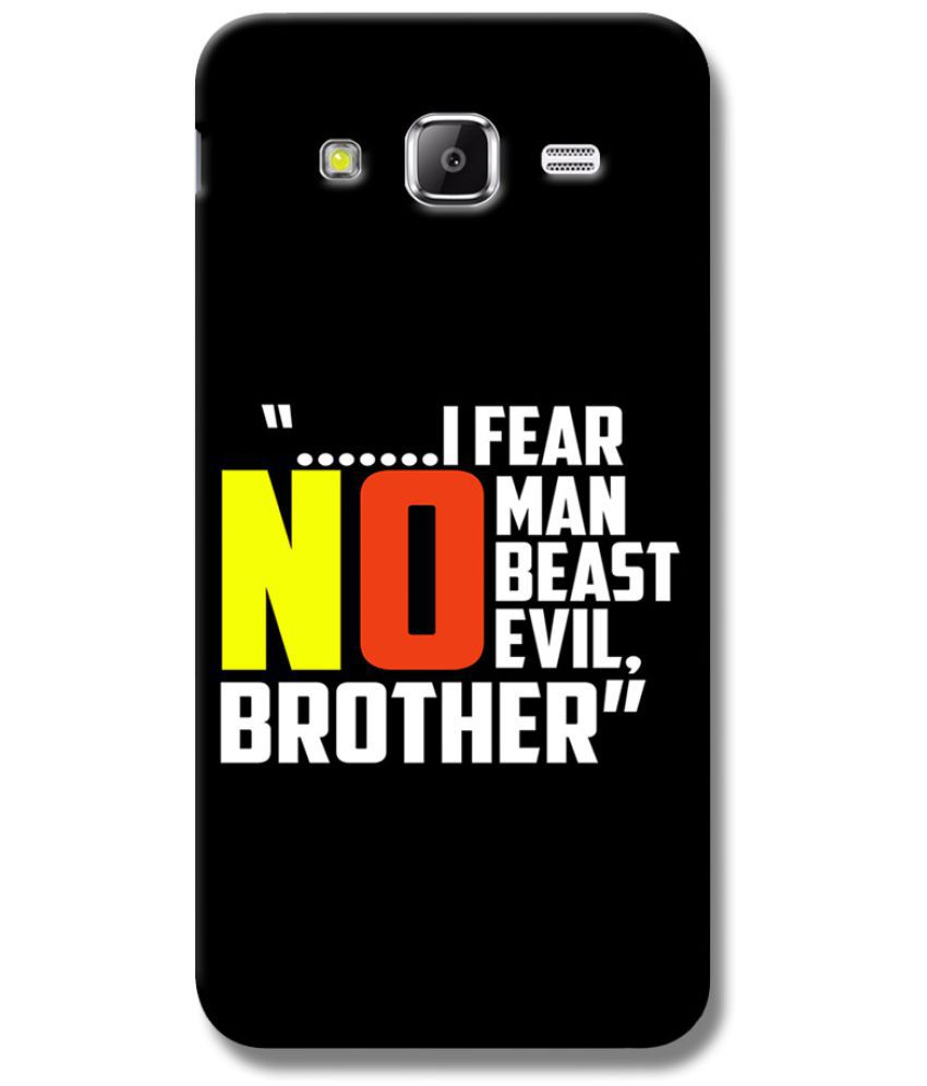 Samsung Galaxy j2 Printed Cover By Case King