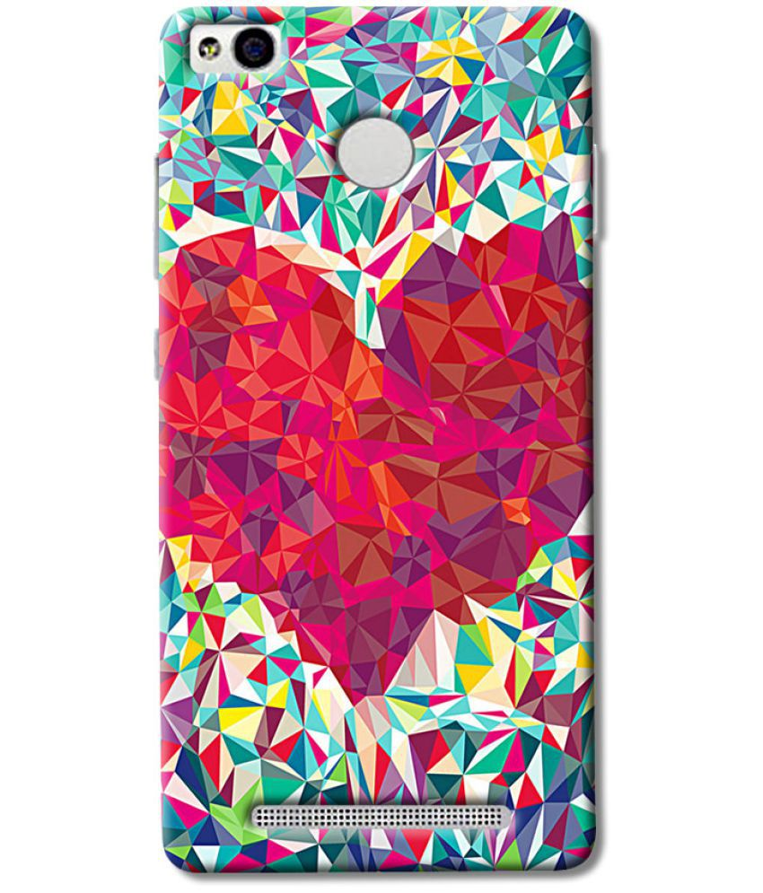 Xiaomi Redmi 3s Prime Printed Cover By Case King
