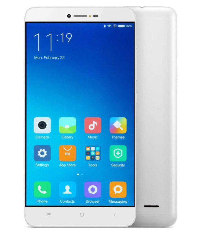 Xifo White Gold 4G Volte 16GB