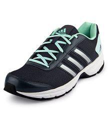 Adidas Navy Running Shoes