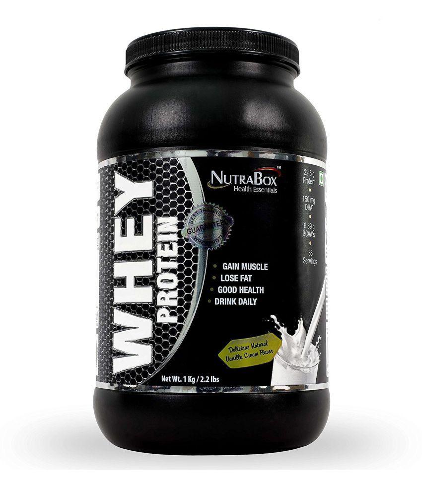 nutrabox whey protein 1 kg