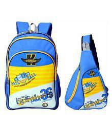 school bag for boy with tutation bag