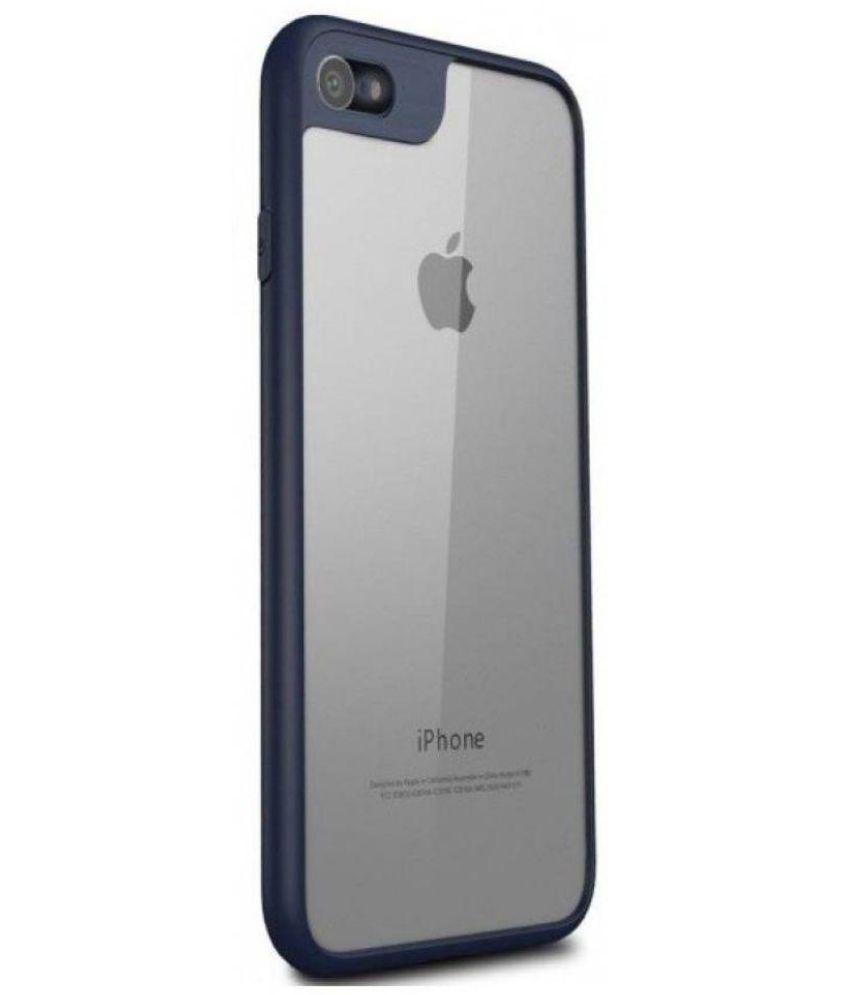 Apple iPhone 6 Plus Plain Cases Tidel - Blue