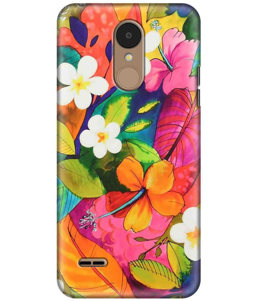 LG K8 2017 Printed Cover By LOL