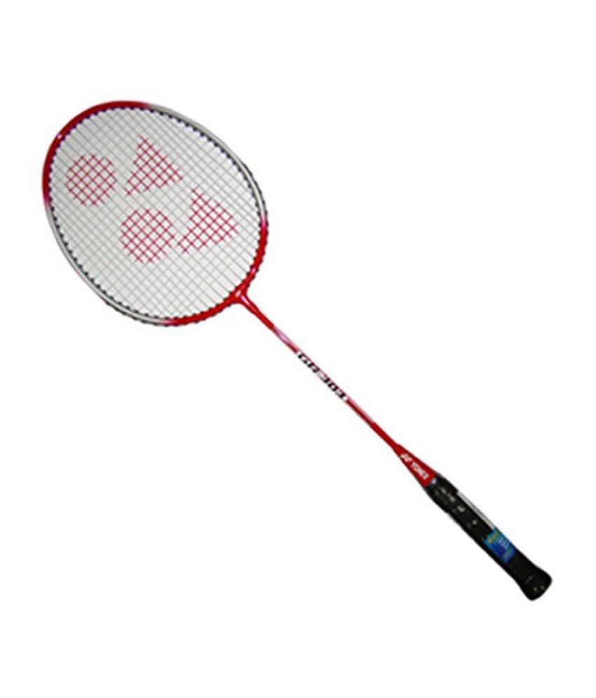 Yonex GR 303 Badminton Rackets (Set Of 2) With 6 Assorted ...