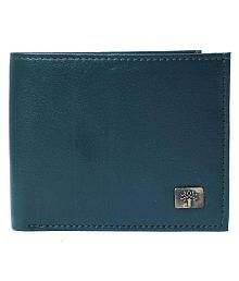 Woodland Leather Green Casual Regular Wallet