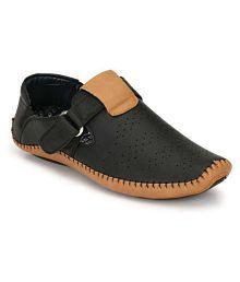 Big Fox NA Black Sandals