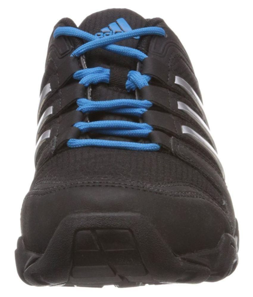 Adidas Trail Charger Black Hiking Shoes