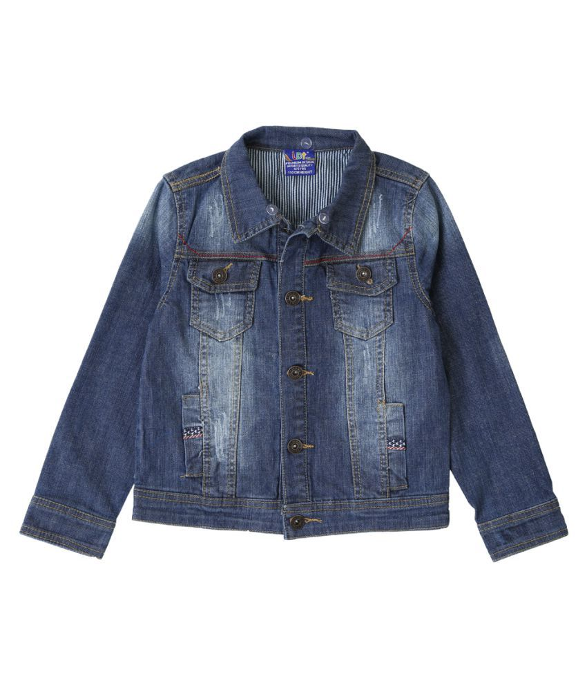 Lilliput Blue  Kids Denim Jacket