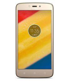 Motorola Gold MOTO C PLUS 16GB