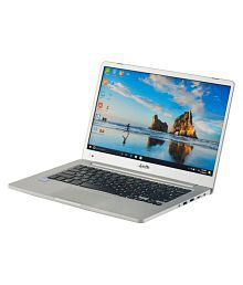 AGB Orion ZQ-1608 Netbook Core i7 (7th Generation) 8 GB 35.56cm(14) Windows 10 Home without MS Office 2 GB Silver