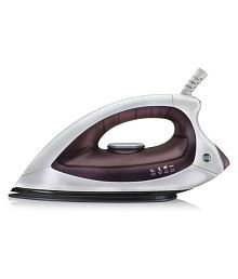 Syska SDI-15D Dry Iron Brown