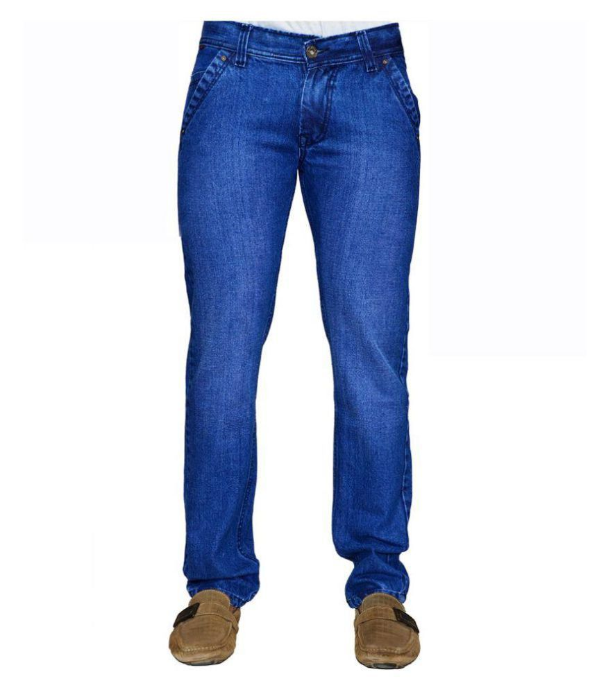 RADHE ENTERPRISES Blue Slim Jeans