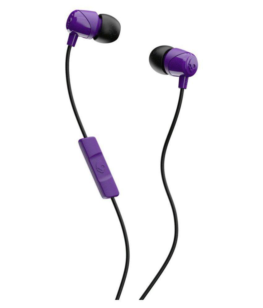 Skullcandy S2DUY K629 JIB Ear Buds Wired Handsfree Earphones With Mic