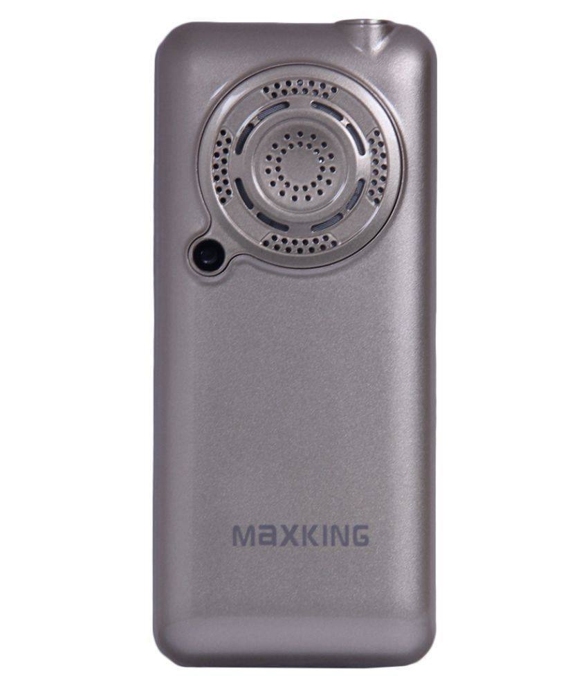 Maxking M5 Gold Feature Phone Online At Low Prices Snapdeal India M Plus Battery Pack 5000 Mah Black