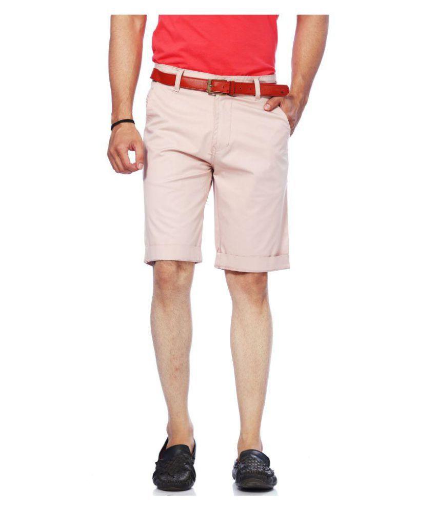 Unison Peach Shorts