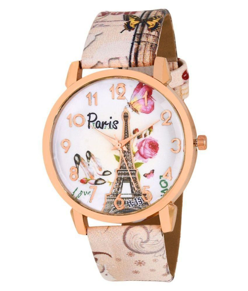Analogue Multicolor Dial Women's & Girls Watch