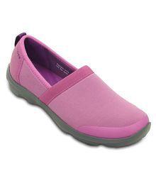 Crocs Purple Casual Shoes