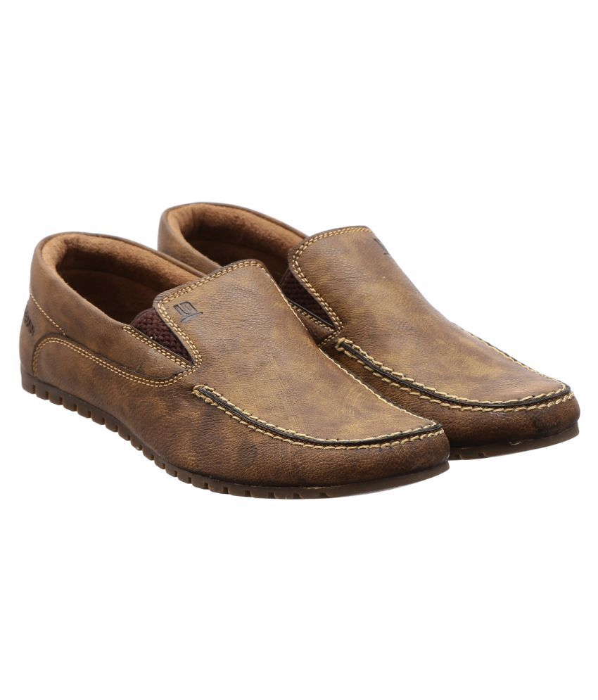 Lee Grain Brown Loafers discount for cheap acLr5B