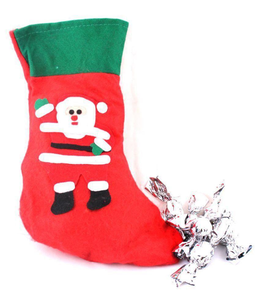 Zoroy Luxury Chocolate Stocking 25 chocolates Assorted Box Christmas and new year gift 260 gm