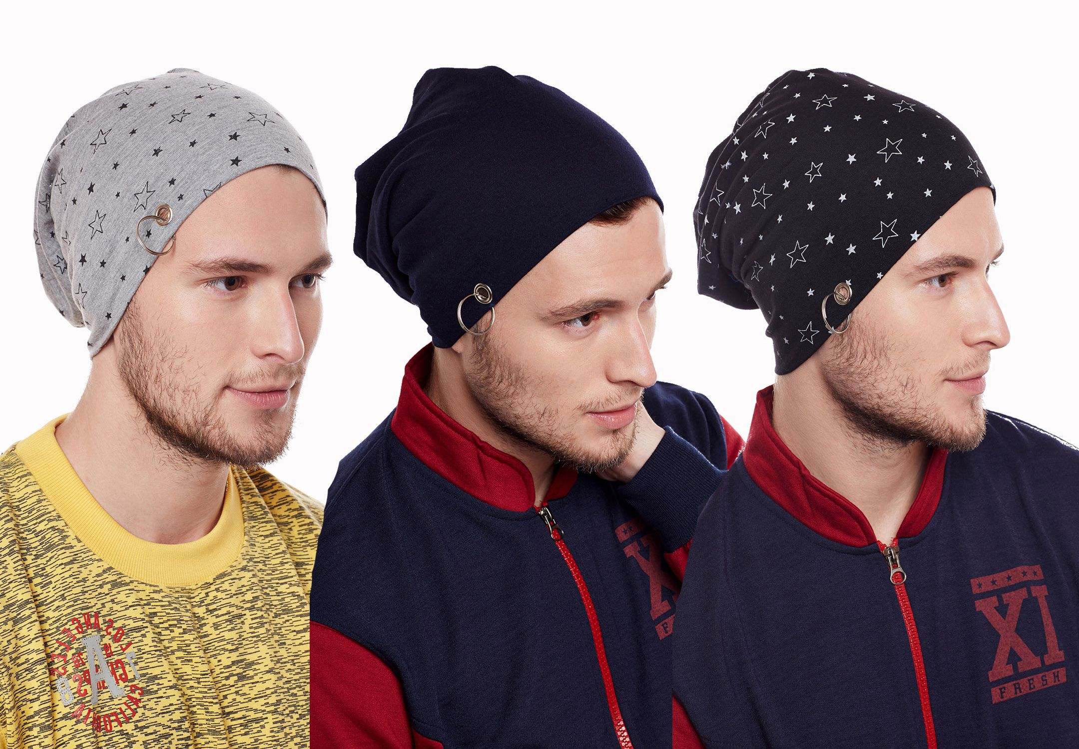 Vimal Multi Cotton Caps