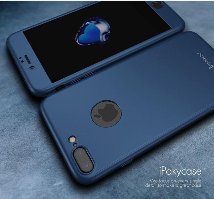 Apple iPhone 7 Plus Anti Gravity Cover ClickAway - Blue