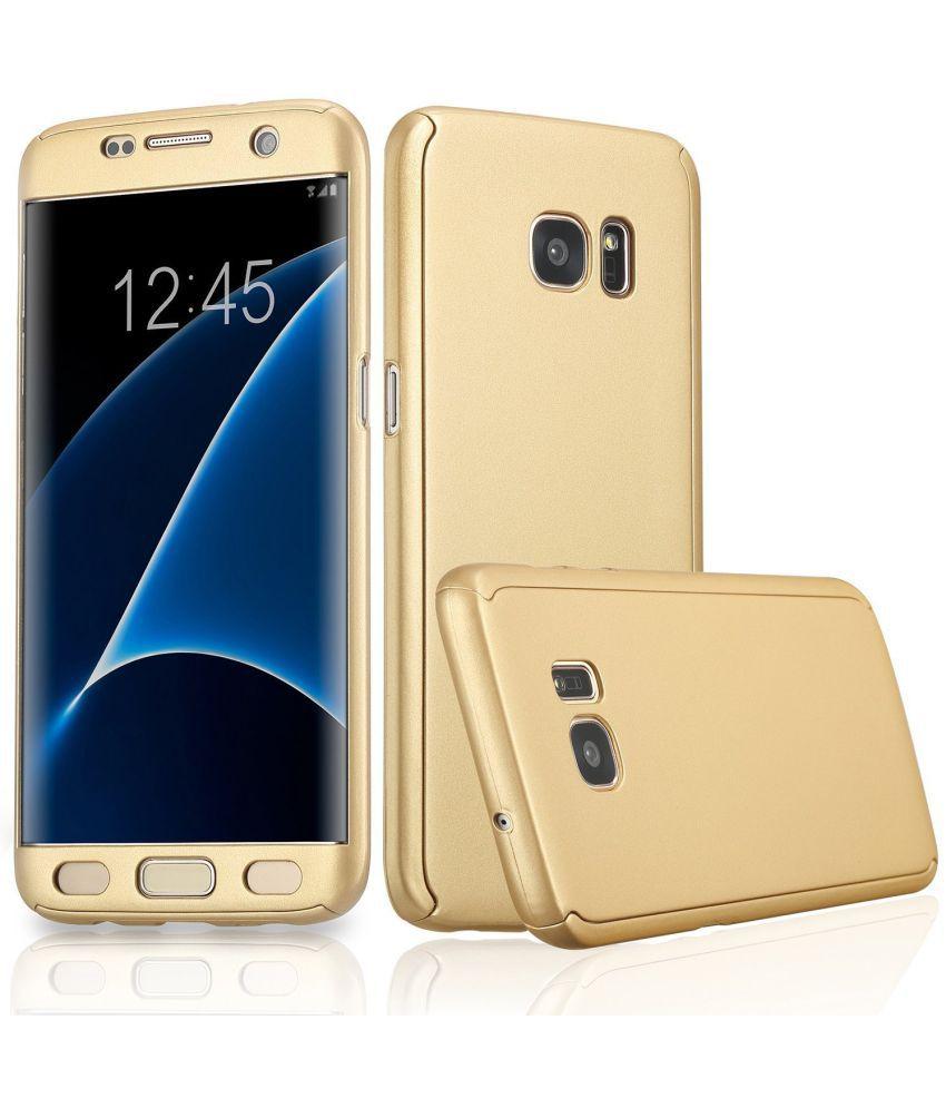 Samsung Galaxy A5 2016 Anti Gravity Cover ClickAway - Golden