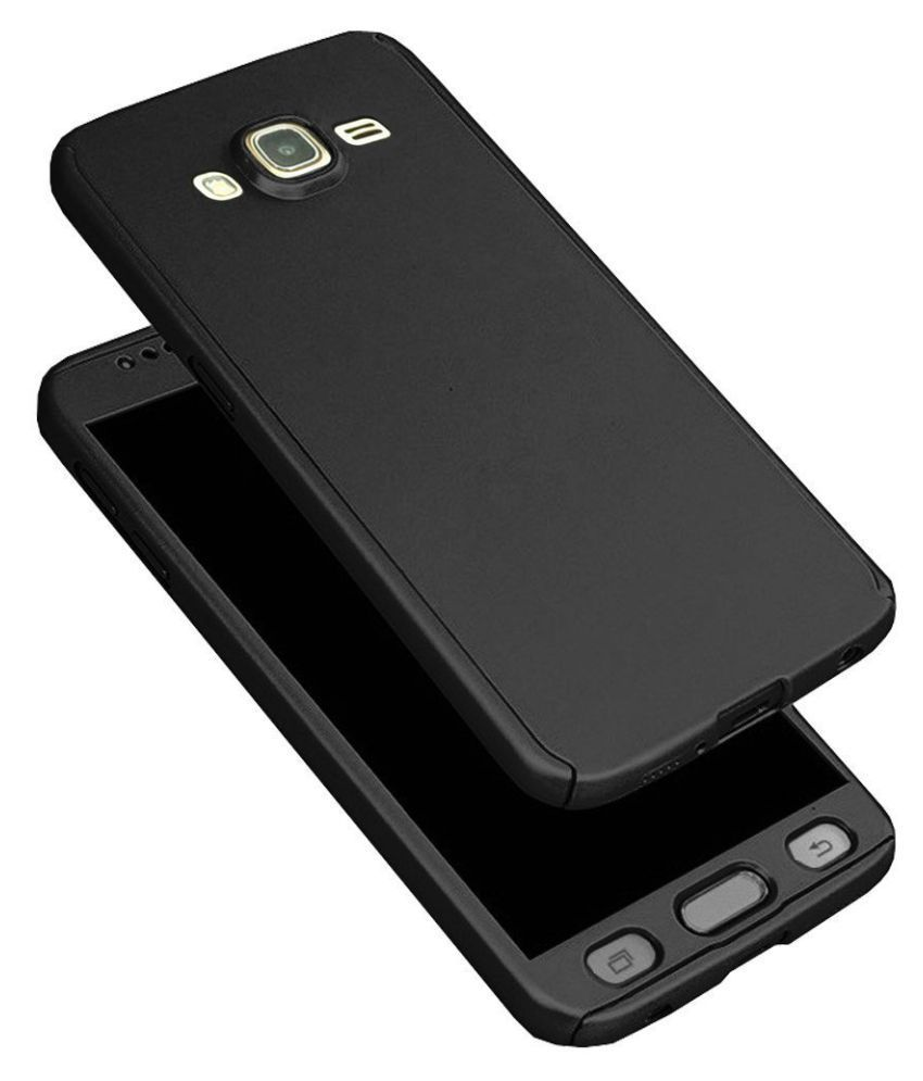 Samsung Galaxy Grand Neo GT Cases with Stands ClickAway - Black