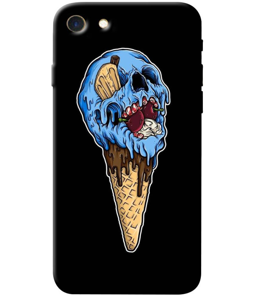 Apple Iphone 8 Printed Cover By Case King