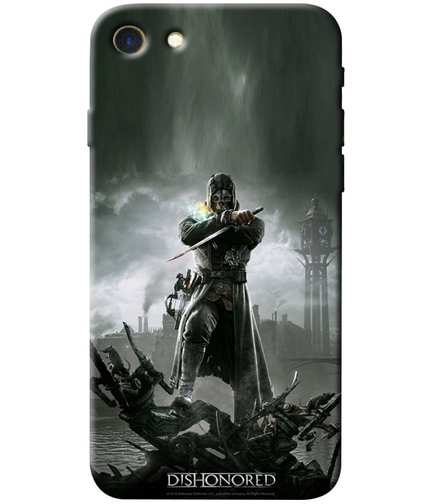 Apple iPhone 7 Printed Cover By Case King
