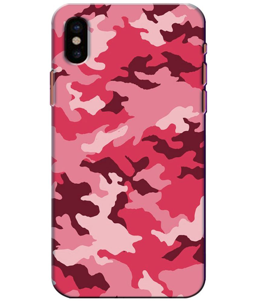 Apple iPhone X Printed Cover By Case King