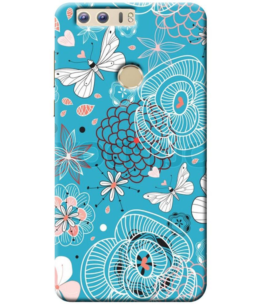 Huawei Honor 8 Printed Cover By Case King