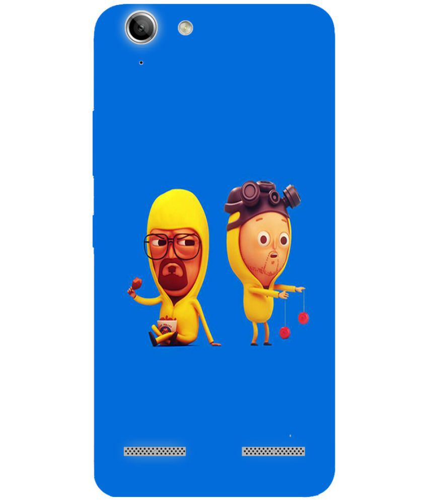 Lenovo Vibe K5 Plus Printed Cover By Case King