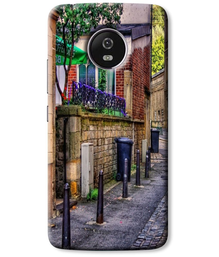 Moto G5 Printed Cover By Case King