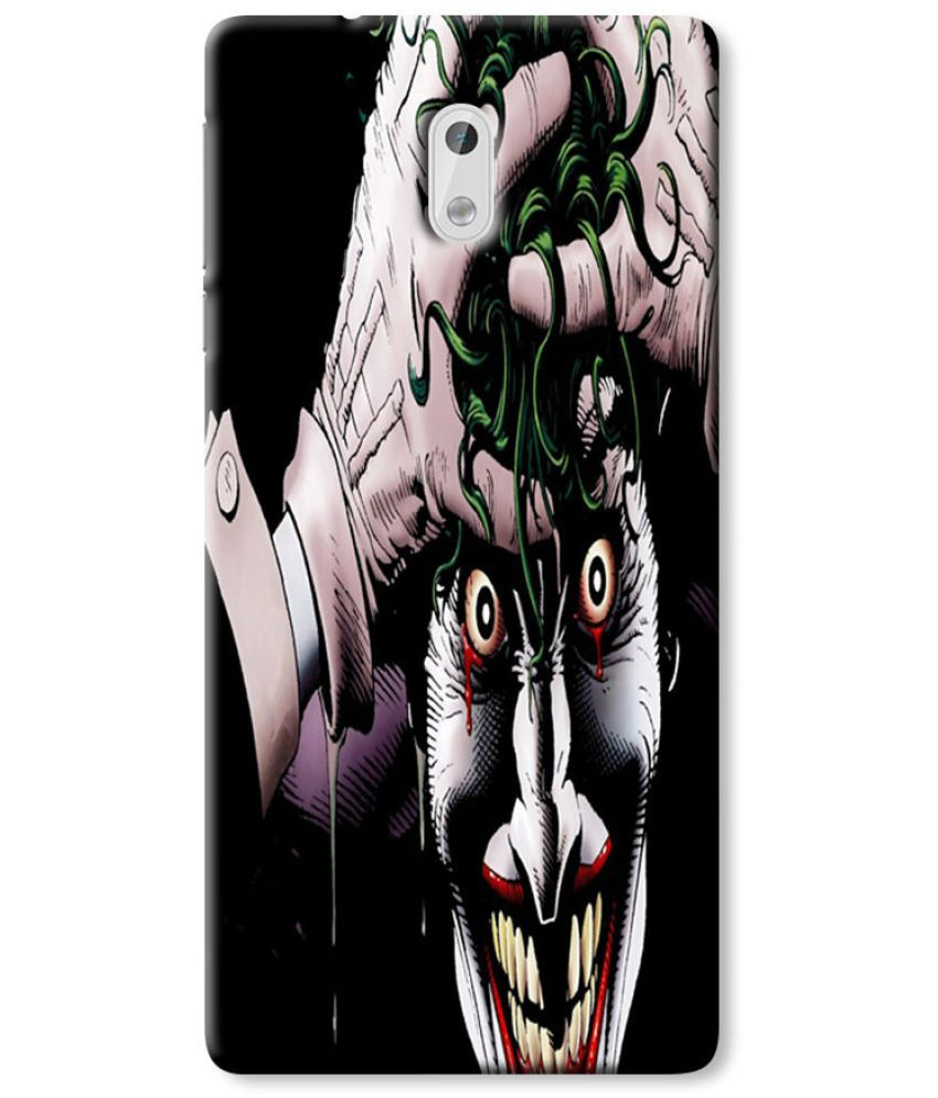Nokia 3 Printed Cover By Case King