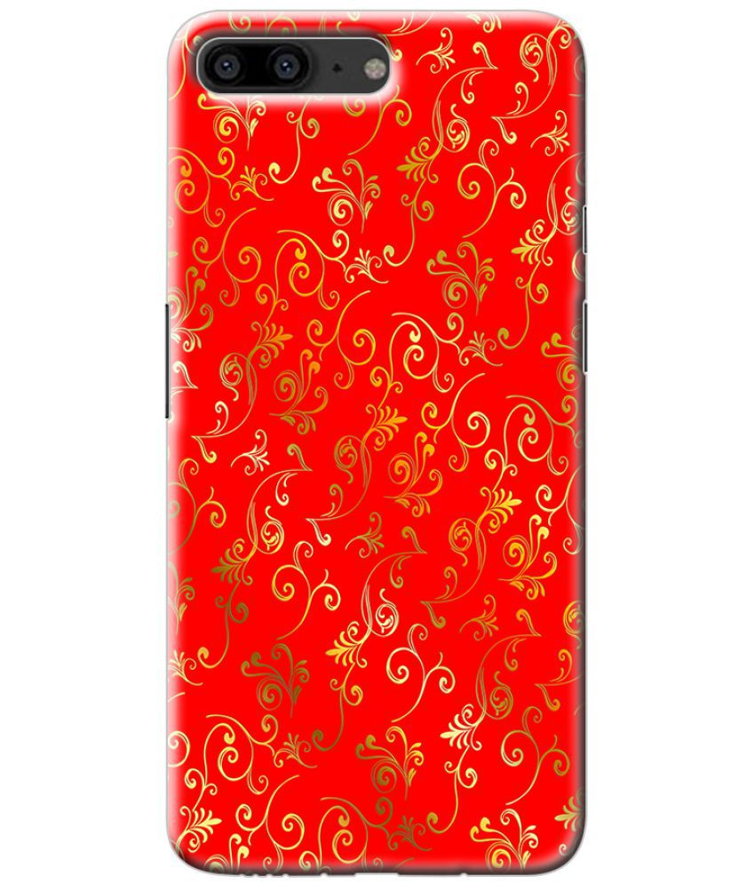 OnePlus OnePlus 5 Printed Cover By Case King