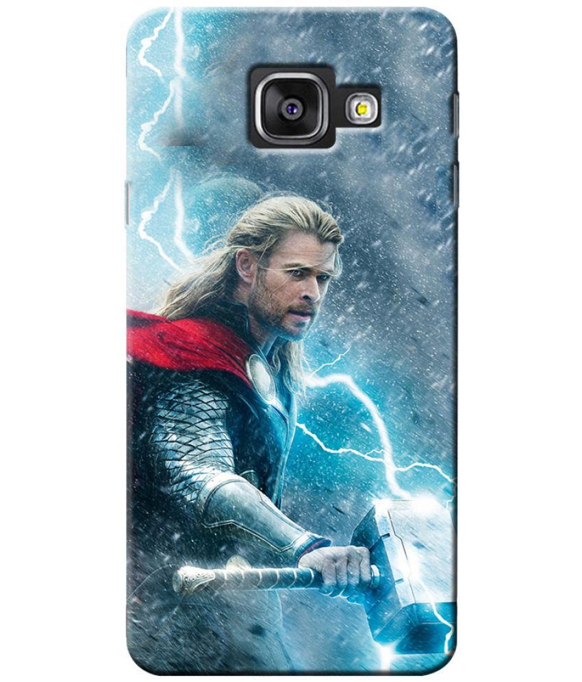 Samsung Galaxy A7 (2017) Printed Cover By Case King