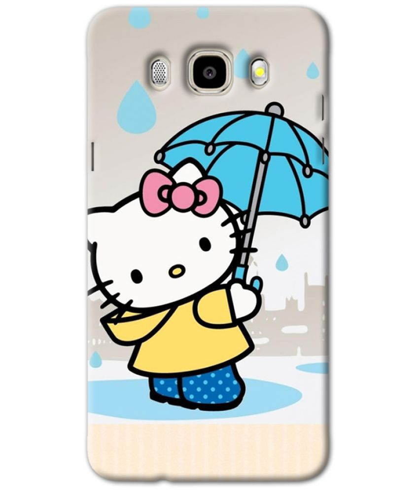 Samsung Galaxy J5 (2016) Printed Cover By Case King