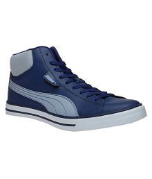 Puma Blue Casual Shoes