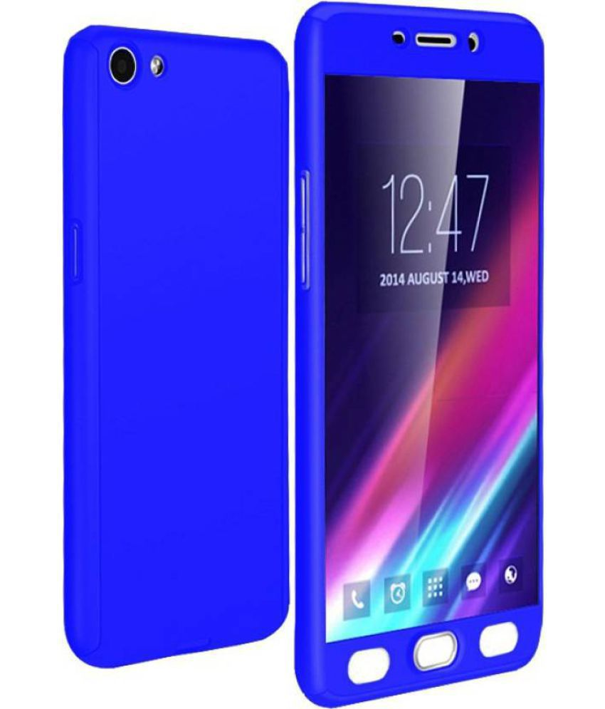 buy popular c999b 19330 VIVO Y55S Bumper Cases Worth IT - Blue
